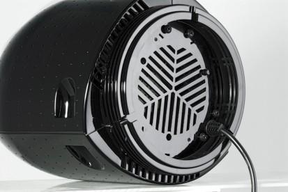 Purificator cu lumina de noapte / Purificator P150 negru