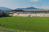 Proiectare, amenajare si reconditionare terenuri de sport SC Gazonul SRL ofera solutii complete pentru construirea suprafetelor de joc ale terenurilor de fotbal, rugby si golf.