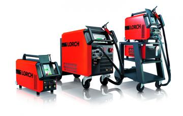 Echipamente de sudura wig/tig LORCH va ofera o gama variata de echipamente de sudura wig/tig.