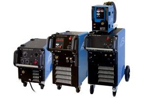 Echipamente de sudura mig/mag, invertoare semi-automate Most va ofera o gama variata de echipamente de sudura mig/mag, invertoare semi-automate.