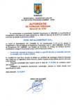 Autorizatie de furnizor feroviar AFER