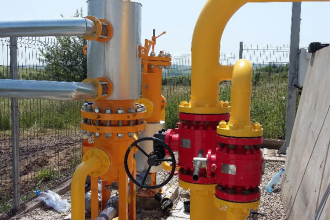Executie lucrari de instalatii gaze VIOSIL INSTAL CONSTRUCT