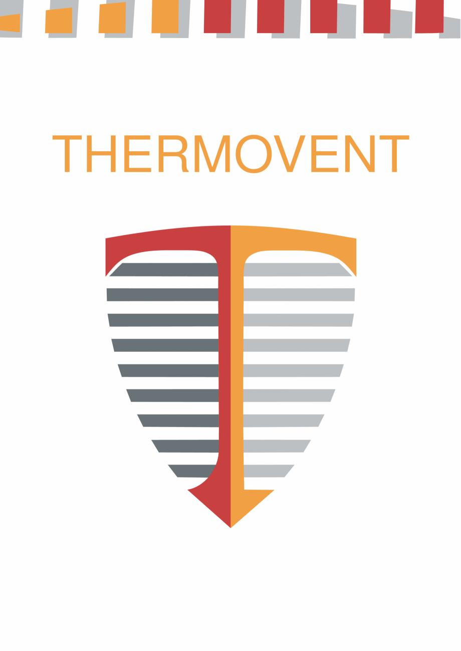 Catalog, brosura Prezentare Thermovent  THERMOVENT THERMOVENT THERMOVENT  CINE SUNTEM? hermovent SRL este o companie înfiinţată în anul 2002 cu scopul de a... - Pagina 1