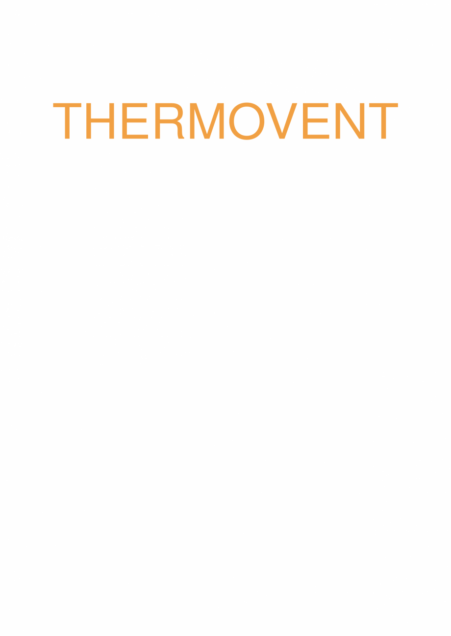 Catalog, brosura Prezentare Thermovent  THERMOVENT THERMOVENT  - Pagina 10