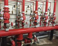 Proiectare instalatii de protectie la foc Thermovent SRL realizeaza activitati de proiectare management testare - operare