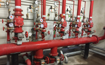 Proiectare instalatii de protectie la foc Thermovent SRL realizeaza activitati de proiectare, management, testare - operare si intretinere pentru instalatii sanitare si de stingere a incendiilor.