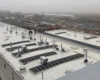 Proiectare instalatii de ventilare si climatizare Thermovent SRL realizeaza activitati de proiectare management testare - operare