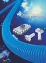 Sistem de distributie a aerului cu tubulatura flexibila HDPE si accesorii