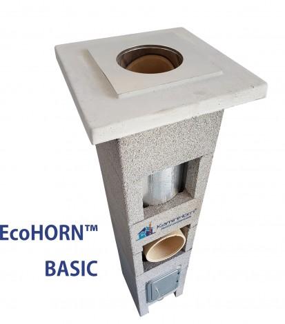 Sistem cos de fum profesional / Sistem cos de fum Profesional EcoHORN