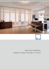 Pereti mobili pentru compartimentari NUESING