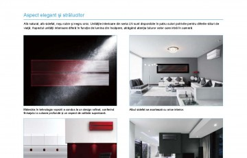 Aparat de aer conditionat MITSUBISHI ELECTRIC