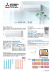 Aparate de aer conditionat MITSUBISHI ELECTRIC - MSZ-HR