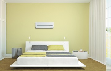 Aparate de aer conditionat tip split Misiunea companiei Mitsubishi Electric Living Environmental Systems este imbunatatirea calitatii vietii printr-o mai buna calitate a aerului.