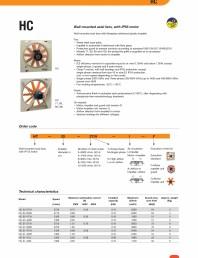 Ventilator axial pentru montare pe perete