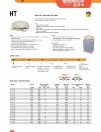 Ventilator axial de acoperis