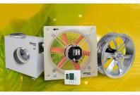 Ventilatoare axiale si centrifugale pentru tubulatura