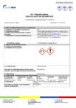 Adeziv pentru placari ceramice - Fisa cu date de securitate EURO MGA - C9
