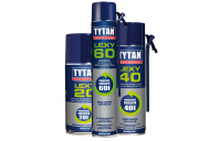 Spume poliuretanice pentru etansari Tytan
