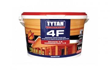 Solutii impregnante ignifuge pentru lemn Impregnant ignifug pentru lemn TYTAN - solutia ideala pentru protejarea lemnului si a produselor din lemn impotriva incendiilor, insectelor, ciupercilor si a mucegaiului.