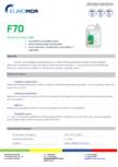 Amorsa universala EURO MGA - F70