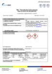 Tencuiala decorativa minerala - Fisa cu date de securitate EURO MGA - F90