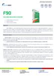 Tencuiala decorativa minerala EURO MGA - F90
