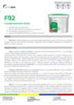 Tencuiala decorativa acrilica EURO MGA - F92