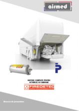 Brosura instalatie anti-incendiu utilaje, motoare masini AIR MED