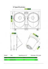 Dimensiuni module homeco
