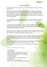Prezentare muschi stabilizati homeco