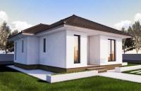 Proiecte case parter UBERHAUSE va ofera proiecte 100% originale pentru case parter.