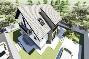 Proiecte case cu parter si mansarda UBERhause te ajuta sa faci alegerea inteligenta, cu o casa conceputa sa fie exact pe gustul tau.