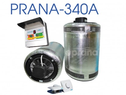 Recuperator de caldura 340A Recuperatoare de caldura