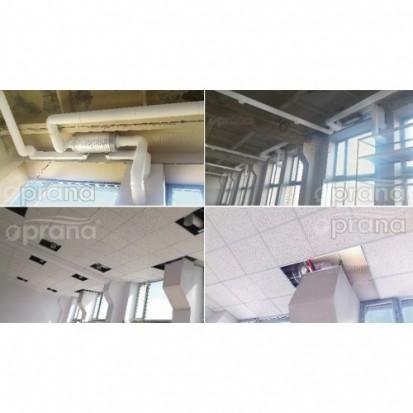 Proiecte finalizate / Recuperator de caldura
