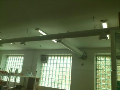 Recuperator de caldura 150, 200C, 200G, 250, 340A, 340S Proiecte finalizate
