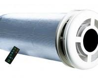 Sisteme de ventilatie cu recuperare de caldura