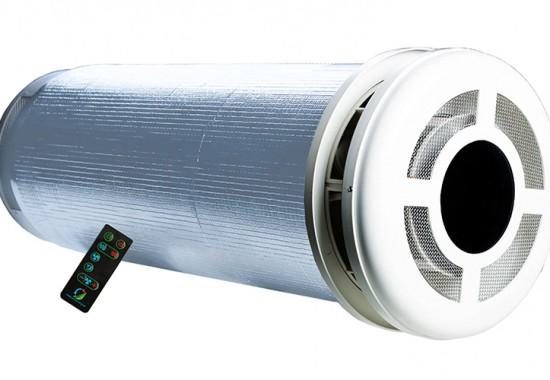 PRANA Recuperator Ventilatie PRANA - Sisteme de ventilatie cu recuperare de caldura PRANA