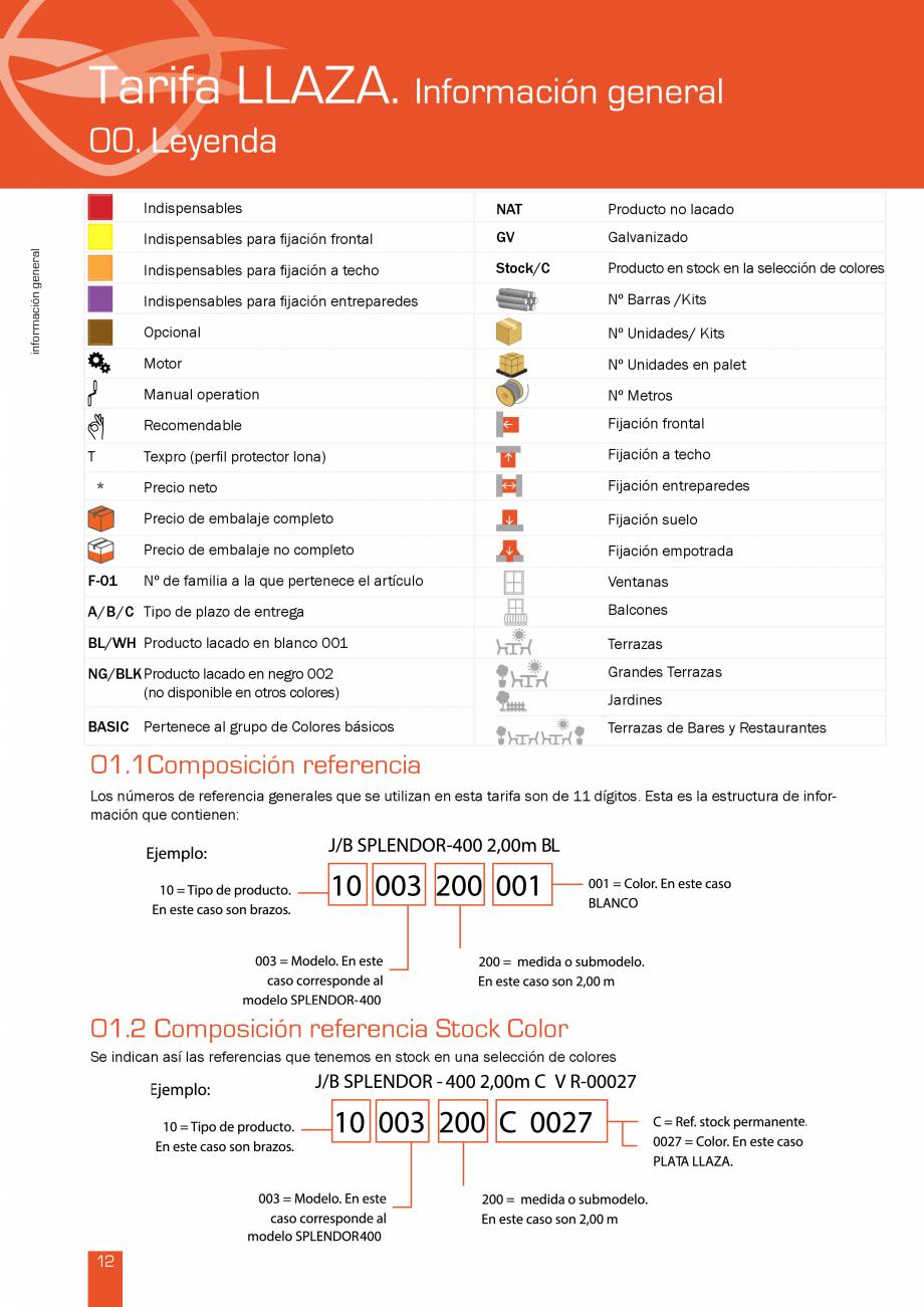 Pagina 25 - Lista de preturi LLaza LLAZA Bip 300, Bip 500, Maxi Screen, Aluminiu, Lemn Catalog,...