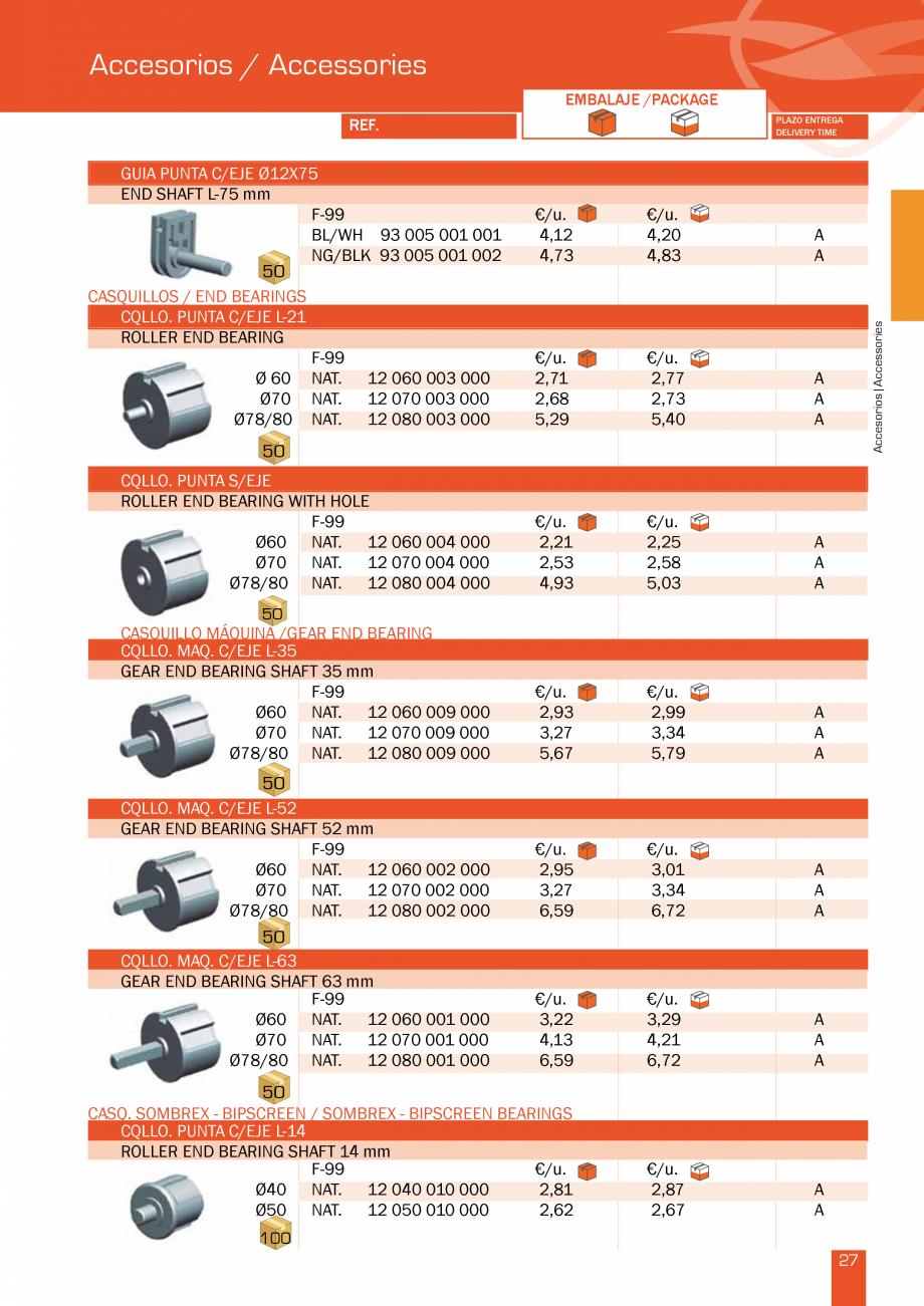 Pagina 56 - Lista de preturi LLaza LLAZA Bip 300, Bip 500, Maxi Screen, Aluminiu, Lemn Catalog,...