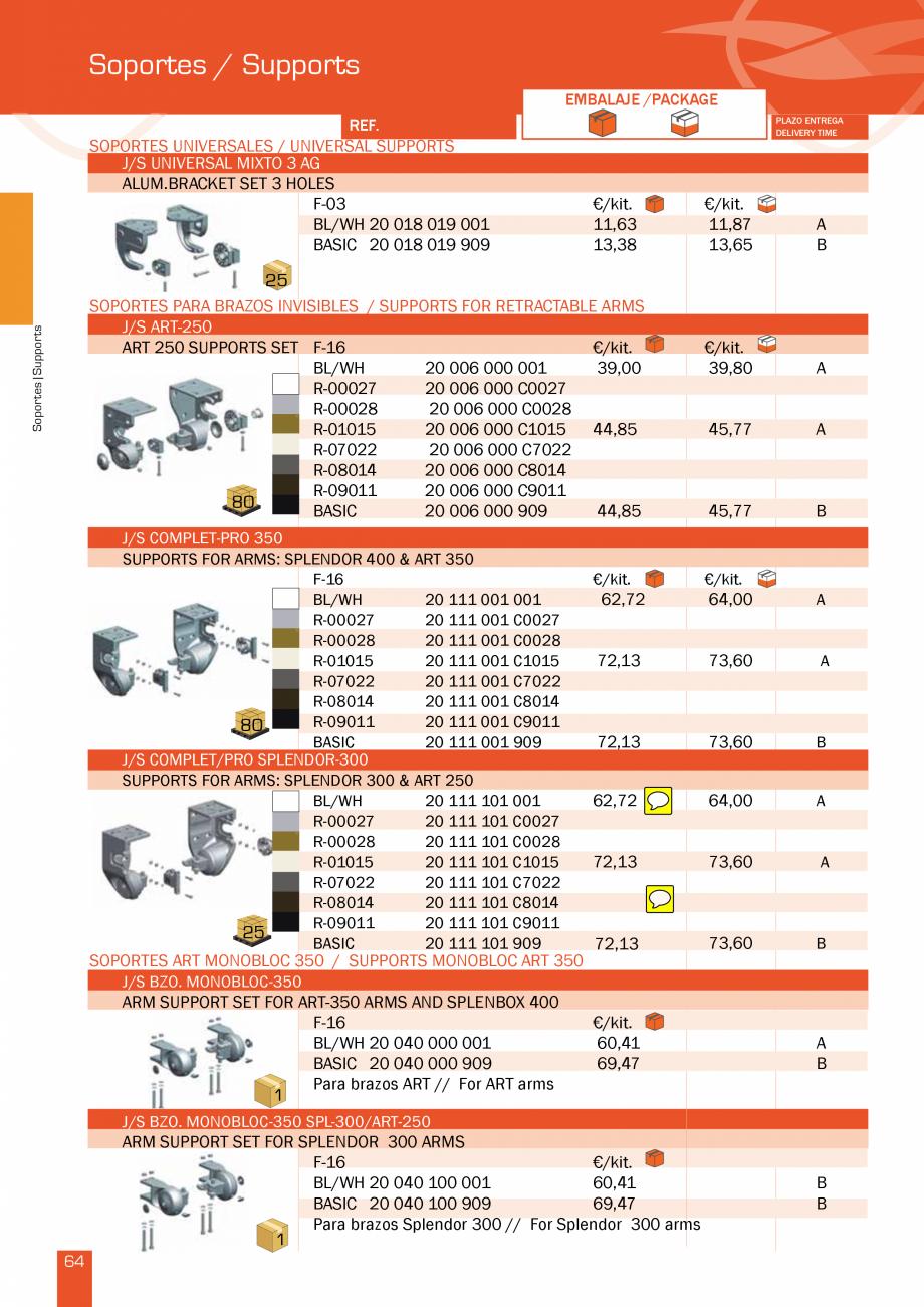 Pagina 130 - Lista de preturi LLaza LLAZA Bip 300, Bip 500, Maxi Screen, Aluminiu, Lemn Catalog,...