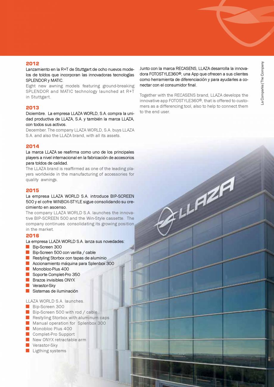 Pagina 20 - Lista de preturi LLaza LLAZA Bip 300, Bip 500, Maxi Screen, Aluminiu, Lemn Catalog,...
