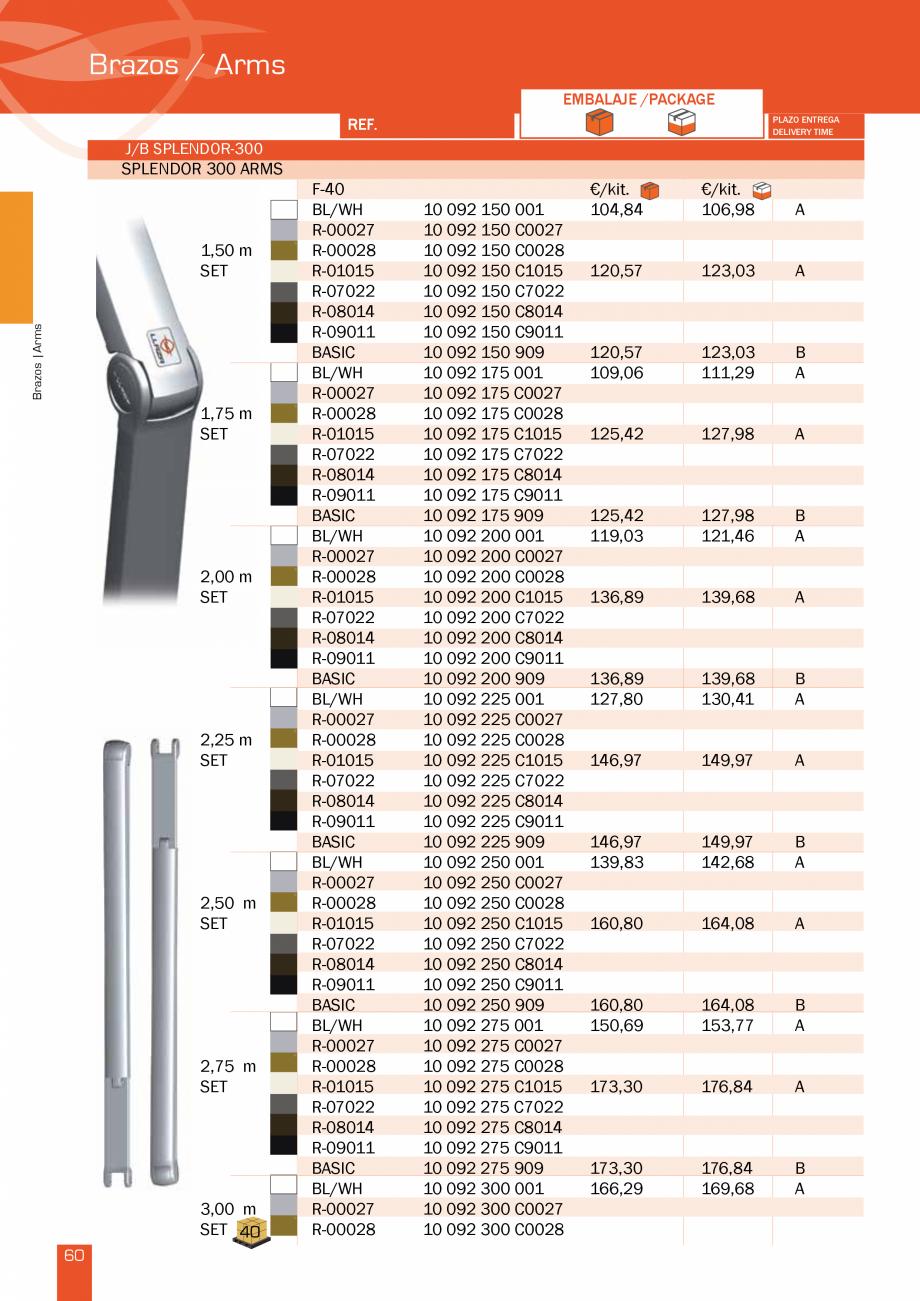 Pagina 121 - Lista de preturi LLaza LLAZA Bip 300, Bip 500, Maxi Screen, Aluminiu, Lemn Catalog,...