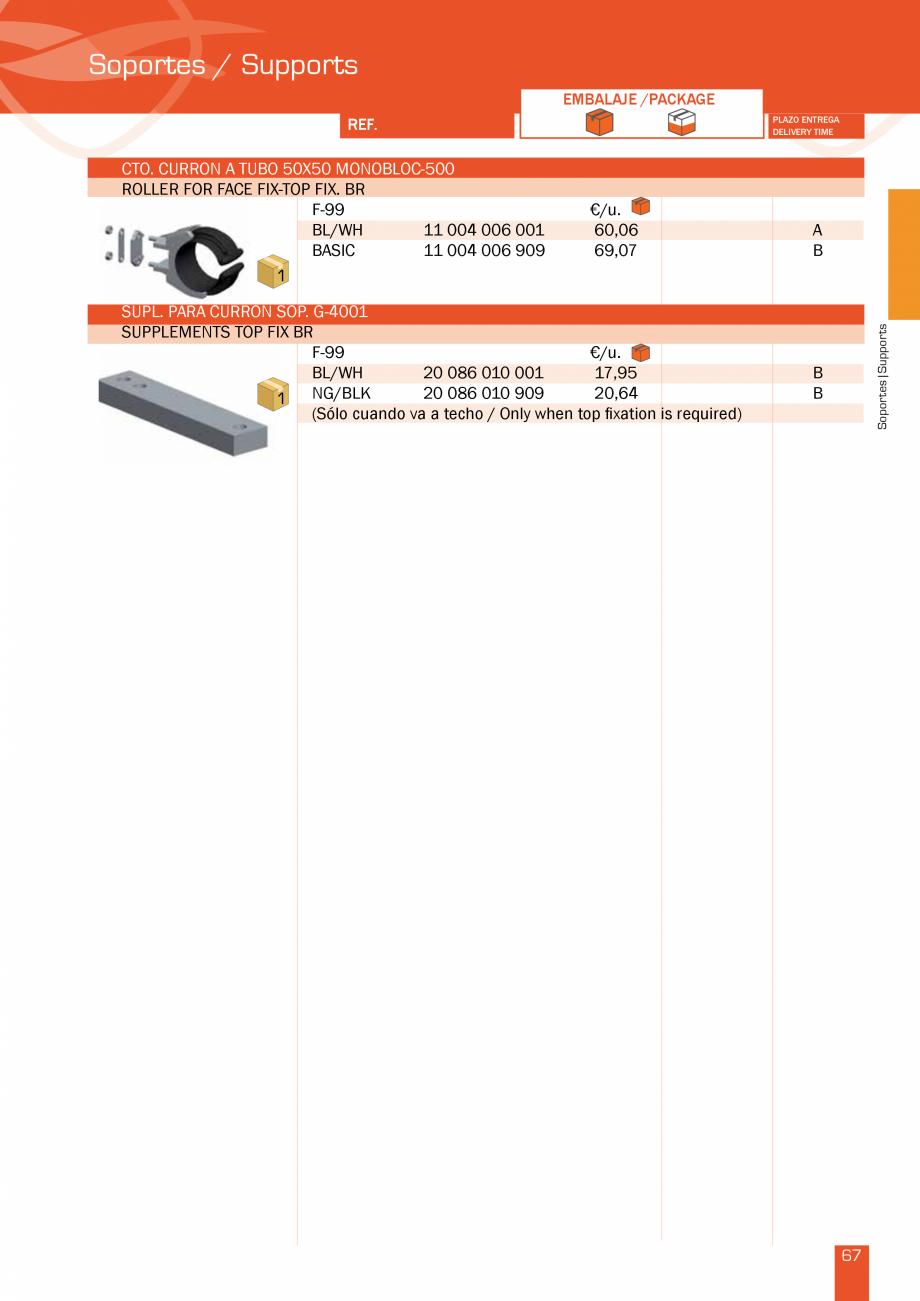 Pagina 135 - Lista de preturi LLaza LLAZA Bip 300, Bip 500, Maxi Screen, Aluminiu, Lemn Catalog,...