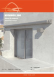 Instructiuni de instalare a peretelui de vant  LLAZA