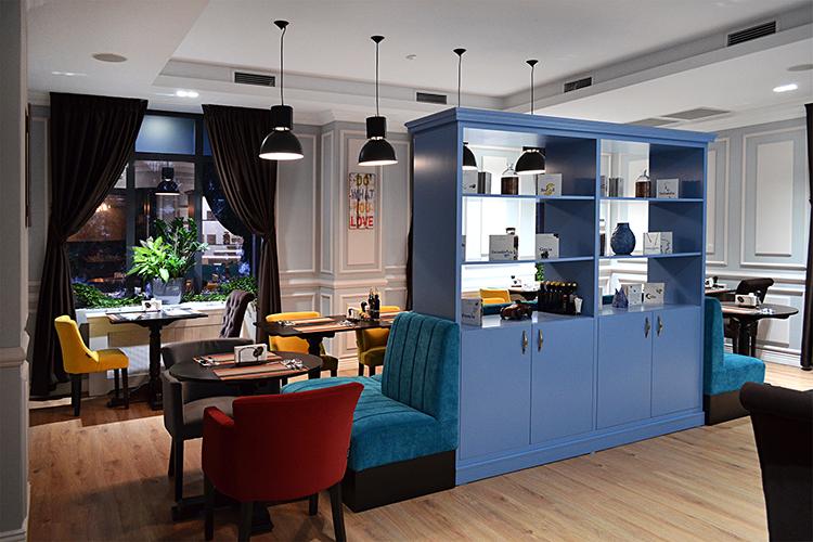 1 servicii n Proiectare amenajari de interior Hoteluri HoReCa