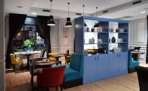 Design interior pentru hoteluri si restaurante Firma noastra, Creativ Interior din Bucuresti, este specializata in amenajari interioare pentru Horeca, cum ar fi design interior de hotel, cafenea, restaurant, bar, club sau terase.