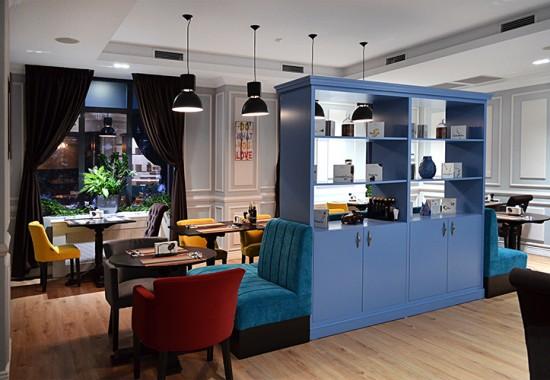 Design interior pentru hoteluri si restaurante Creativ Interior