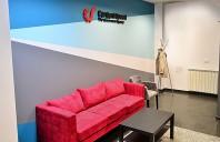 Design interior pentru birouri Experienta Creativ Interior in design te poate ajuta la alegerea conceptului, stilului, finisajelor sau a decorului in amenajarea spatiului office atat in cladiri de birou sau spatii atipice: case interbelice sau hub-uri.