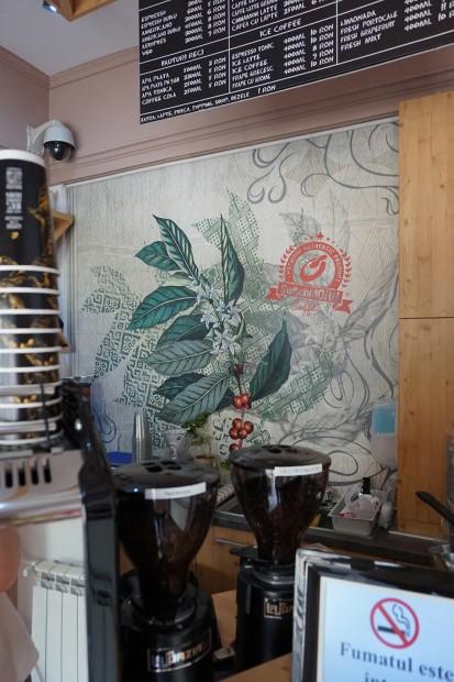 Amenajare interioara Coffee Shop Calea Mosilor SwitchMorn Amenajare interioara Coffee Shop Calea Mosilor