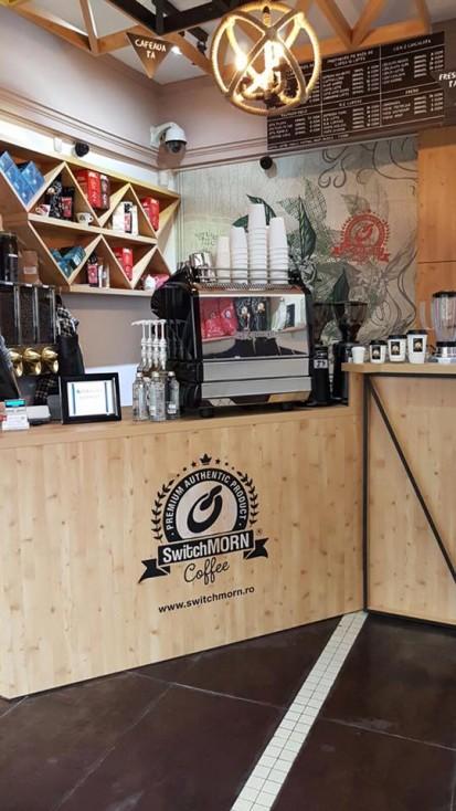 Imagini de la procesul de amenajare a Coffee Shop-ului SwitchMorn SwitchMorn Cateva imagini de la procesul